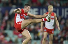 How Colin O'Riordan convinced Sydney Swans to release him for the Munster final