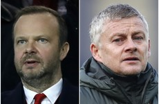 Woodward insists Manchester United 'remain absolutely committed' to Solskjaer
