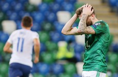 Play-off heartbreak for Northern Ireland as Slovakia snatch extra-time victory