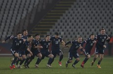 Penalty-shootout triumph sends Scotland to a first major tournament since 1998