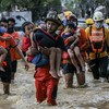 39 people dead after typhoon causes widespread flooding in Philippines