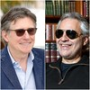 Sofa Watch: Not just the usual suspects tonight as Gabriel Byrne and Andrea Bocelli join Ryan