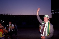 'I definitely saw a bravery from him' - Poignant new film charts the battle of Jack Charlton's final days