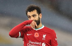 Salah tests positive for Covid-19 on Egypt duty