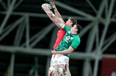 As it happened: Ireland v Wales, Autumn Nations Cup