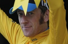 'Maybe I've won the Tour today', says Wiggins