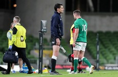 Sexton says he may be okay for England date next weekend