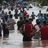 Tropical storm threatens new chaos for hurricane-hit Nicaragua and Honduras