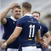 Scotland make it four wins in-a-row with hard-fought victory against Italy