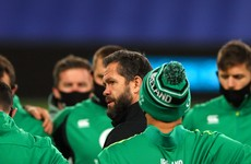 Farrell facing some big selection decisions for Ireland's trip to Twickenham