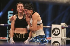 The qualifier, 'It's not women's boxing - it's just boxing', can be put to bed after Saturday night