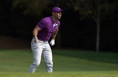 McIlroy's hopes for Masters breakthrough fade as Johnson moves clear