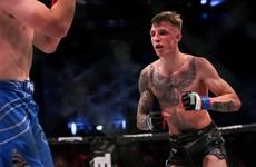 Ballymena's Rhys McKee left frustrated after UFC Vegas 14 defeat