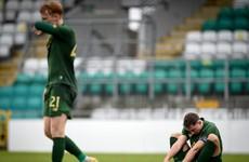 Euros heartbreak for Ireland U21s in Tallaght