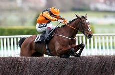 Put The Kettle On pounces to win Shloer Chase for de Bromhead