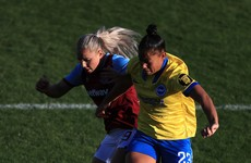 Ireland international Rianna Jarrett scores first-ever WSL goal