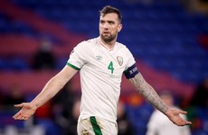Second-half Brooks header means toothless Ireland lose again