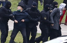 Human rights group says over 500 arrested following Belarus protests