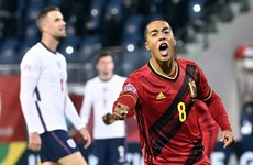 Tielemans and Mertens strike as Belgium end England's Nations League hopes