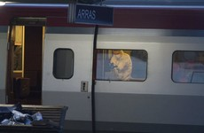 Trial begins over French train attack foiled by 'brave intervention' of three American tourists