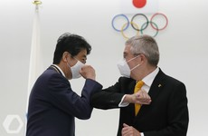 Olympics chief Bach 'very confident' Tokyo Games will have fans