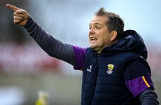 Davy Fitzgerald staying on as Wexford manager for 2021 season