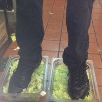 Burger King sacks three workers after online lettuce photo is exposed