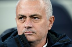 Tottenham boss Jose Mourinho has dig at international break
