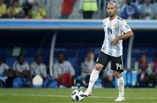Ex-Barcelona, Liverpool and Argentina midfielder Mascherano announces retirement