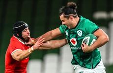 'I reckon I've got a target on my back!' - Lowe loves first taste of Test rugby