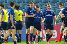 Leavy shines as eight-try Leinster tear Edinburgh to shreds at the RDS