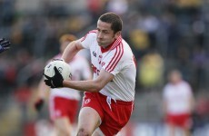One change for Tyrone, as Stephen O'Neill returns