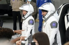 SpaceX capsule with four astronauts successfully reaches International Space Station