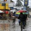 Hurricane Iota batters Nicaragua coast just 12 days after destructive Hurricane Eta