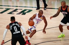 Ten-time All-Star joins Phoenix Suns from Thunder in blockbuster deal