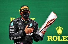World champion Lewis Hamilton: I cannot keep silent on racism in motorsport