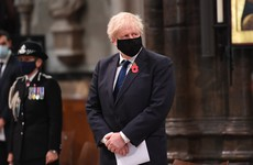 Boris Johnson has tested negative for Covid-19, but remains in self-isolation