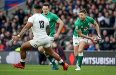 Byrne keen to kick on and put bad memories against England behind him