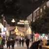 Christmas lights in Dublin have just been switched on