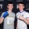 Monaghan's McKenna brothers to fight on same bill for first time, live on British TV