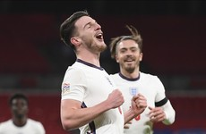 Rice and Foden open their accounts in England's demolition of Iceland