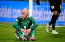 Late equaliser denies relegated Northern Ireland a first Nations League win