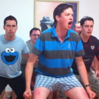 VIDEO: This Irish version of the Haka might just be better than the real thing