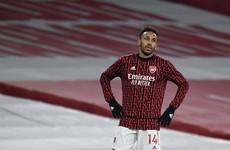 Arsenal star Aubameyang's fury at airport drama