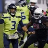 Two touchdowns for Wilson as Seahawks move up to pole position in NFL's West Division