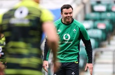 'Eddie Jones is just playing games' - Ireland aim to walk the walk in Twickenham