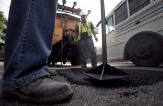 App detects potholes on Boston streets