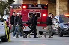 Eight injured in shooting at Wisconsin mall as police search for suspect