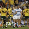 Argentina rally from nine points down in the second half to earn draw against Australia