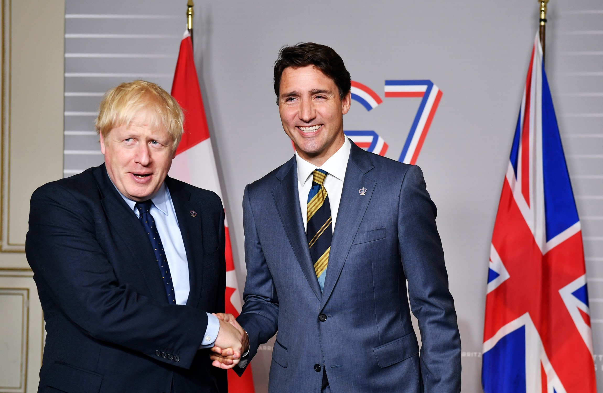 Britain and Canada sign trade agreement